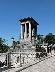 Jean-Charles Danjoy: Elisabeth Alexandrovna Demidoff's tomb