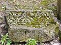 Périgueux château Barrière intérieur blocs (1).JPG