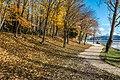 Pörtschach Halbinselpromenade Landspitz Landschaftspark 18112019 7501.jpg