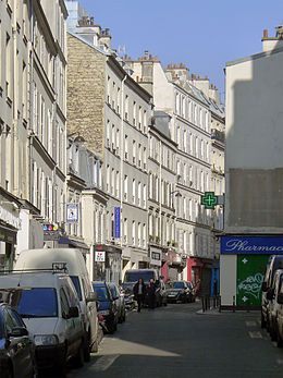 Image illustrative de l'article Rue des Dames (Paris)
