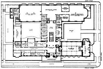 PSM V86 D619 Institute plan of the first floor.jpg
