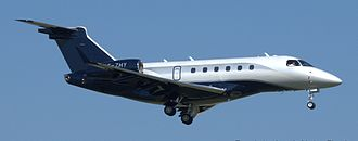 Embraer Legacy 500 - Image: PT ZHY Embraer EMB550 Legacy 500 E550 (14272527752)