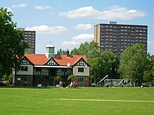 Paddington Recreation Ground - Paddington Recreation Ground