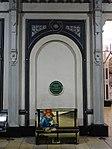Paddington bear plaque paddington station london W2 1HB.jpg