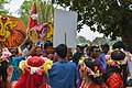 Pahela Baishakh celebration in Jahangirnagar University.jpg