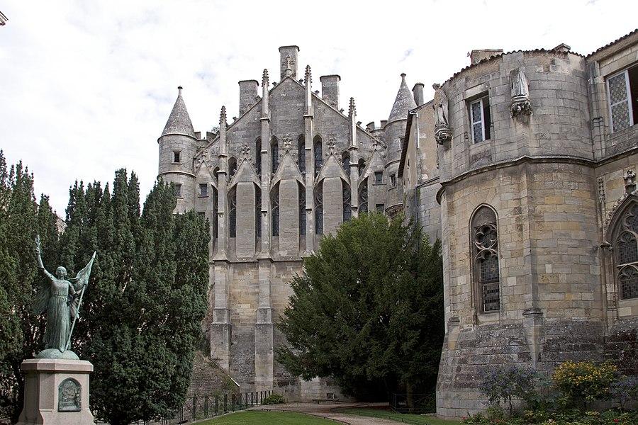 Palais des Comtes de Poitiers