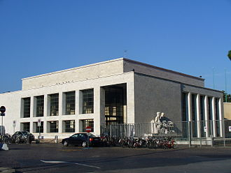 Palazzina Reale di Santa Maria Novella - Palazzina Reale exterior