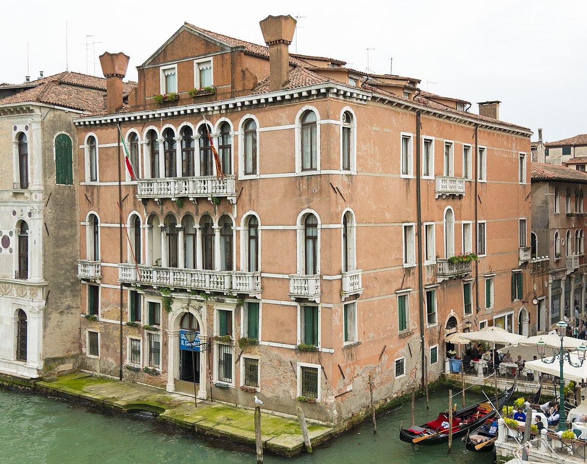 Palazzo brandolin rota wikipedia for Palazzo a due piani