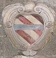 Palazzo dei priori di volterra, interno, stemma corsini2.jpg