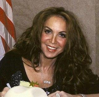 Pamela Geller blogger, author, political activist, and commentator