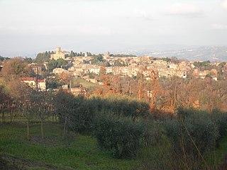 Castel Viscardo Comune in Umbria, Italy