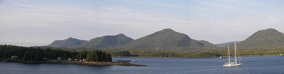 Panorama from Ketchikan, Alaska.jpg