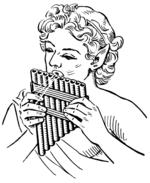 Flûte De Pan Wiktionnaire