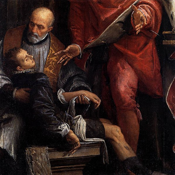 File:Paolo Veronese - Conversion of St Pantaleon (detail) - WGA24852.jpg