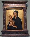 Paolo uccello (attr.), madonna col bambino, 1450-1460 ca..JPG