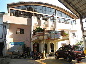Paombong, Bulacan - Town hall