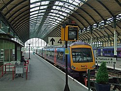 Photo of Hull Paragon railway station