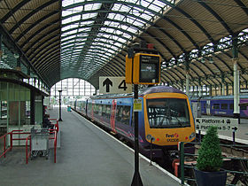 Hull Paragon Interchange Wikipdia