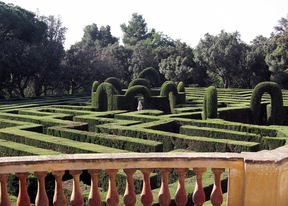 Parque do Labirinto de Horta