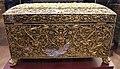 Parigi, jacob blanck, cofanetto per pietre preziose di luigi XIV, oro su legno di quercia, 1676, 03.JPG