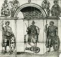 Paris, Bibliotheque Nationale, Drawing Arcus Einhardi, 17th c - detail4.jpg