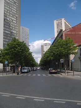 Image illustrative de l'article Avenue d'Ivry
