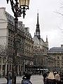 Paris 75004 Rue de Lutèce west 20120101 Париж (04).jpg