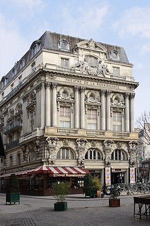 Théâtre de la Renaissance - Théâtre de la Renaissance