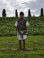 Park Matilo Romeinse-soldaat-XVcohort PaxRomana 20170805 fotoCThunnissen.jpg