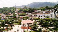 Parque Central Esperanza - Vista desde el Techo de la Presidencia Municipal I.jpg