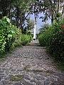 Parque de las 5 Republicas pathway, Merida, Venezuela.jpg
