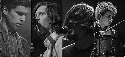 Picture of a band or musician: Parquet Courts