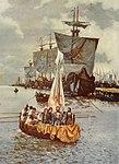 Partida de Vasco da Gama para a Índia by João Vaz.jpg