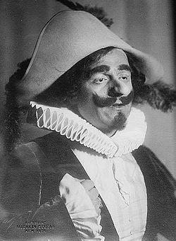 Pasquale Amato as Cyrano