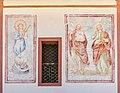 Paternion Kreuzen Kreuzwegkapelle hl. Johannes N-Wand Wandmalereien 06042018 2893.jpg