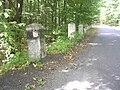 Patníky u silnice Karlova Ves - Karlov (01).jpg