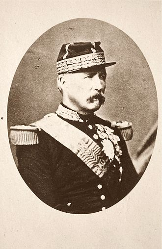 Patrice de MacMahon, Duke of Magenta - Patrice de Mac-Mahon, Marchal of France.