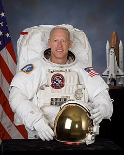 Patrick G. Forrester retired United States Army officer and a NASA astronaut