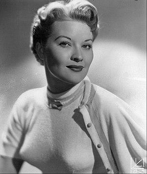 Sweater girl - Patti Page, 1955.