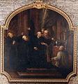 Paul-Joseph Delcloche, Mort de saint Benoît (Eglise St-Jacques, Liège).jpg