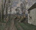 Paul Cézanne - A Village Road near Auver - 1948.120 - Yale University Art Gallery.jpg