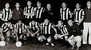 Description de l'image Peñarol - campeon de america 1961.jpg.