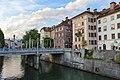 Pedestrian Bridge Over The Ljubljanica (231915053).jpeg