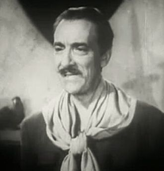 Pedro de Cordoba - As Antoine in Escape to Paradise (1939)