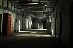 HM Prison Pentridge - Cells of Pentridge Prison