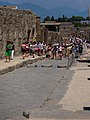 People on unidentified street in Pompeii, 2016.jpg