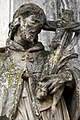 Pereszteg, Védőszentek szobra 2021 15 Nepomuki Szent János.jpg