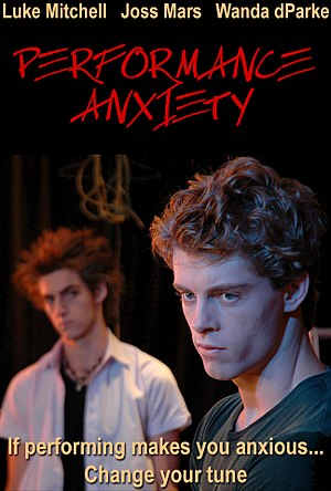 Performance Anxiety - Theatrical release poster