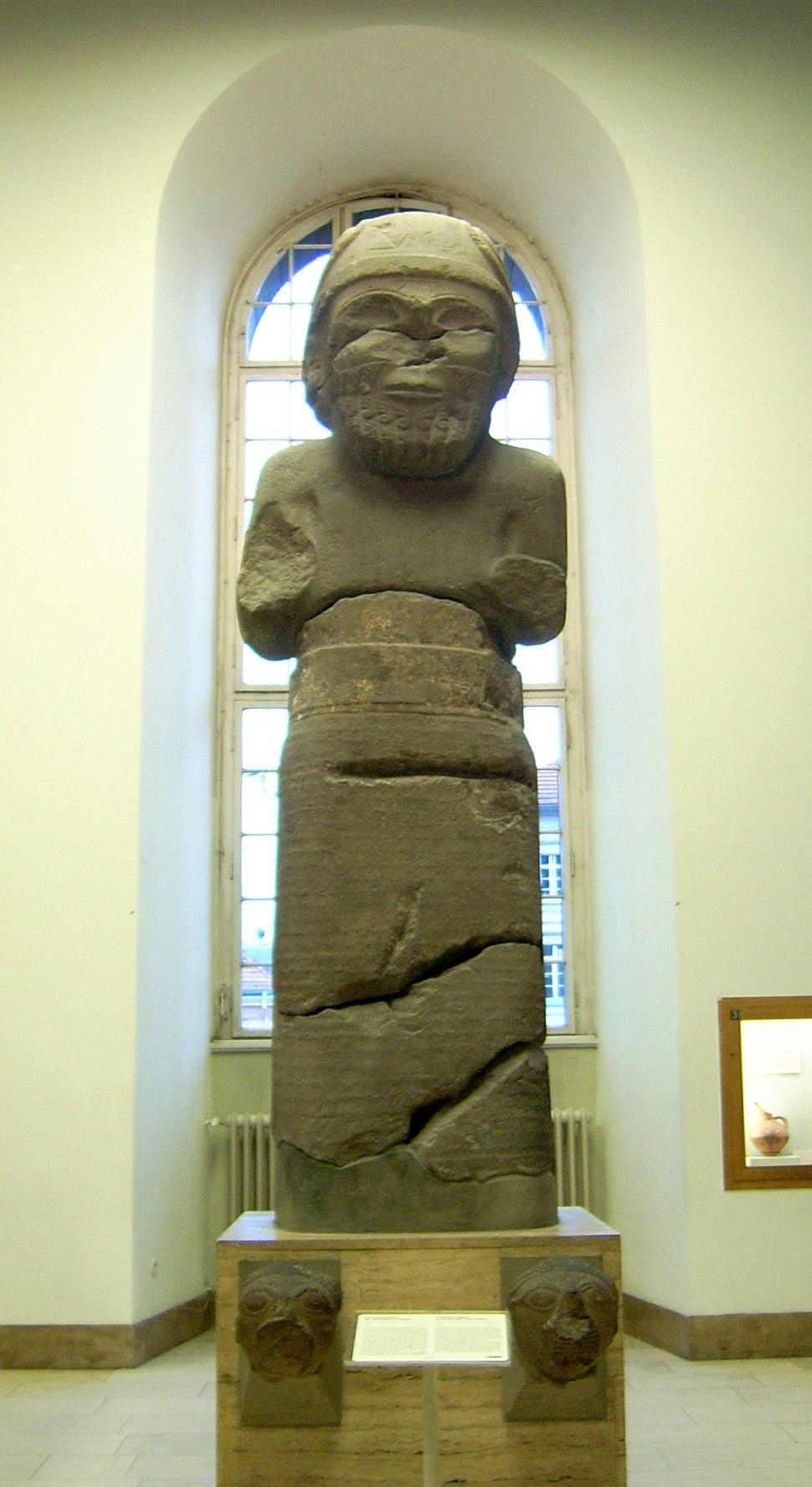 Pergamonmuseum - Vorderasiatisches Museum 045