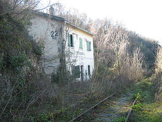 Pertosa - Image: Pertosa Station